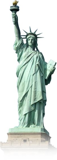 Richard Lustig is the Statue of Liberty